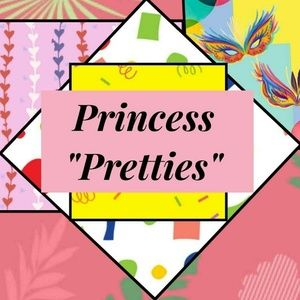 Other - Beautiful Princess Jewelry & Accessories